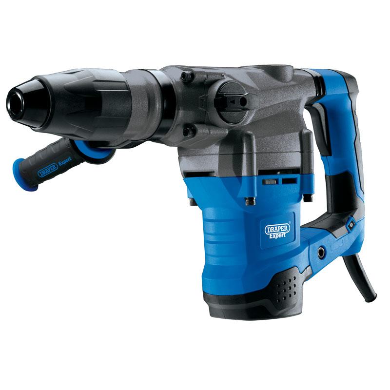 Draper SDS Max Rotary Hammer Drill, 1600W (SDSMAXHD1600E)