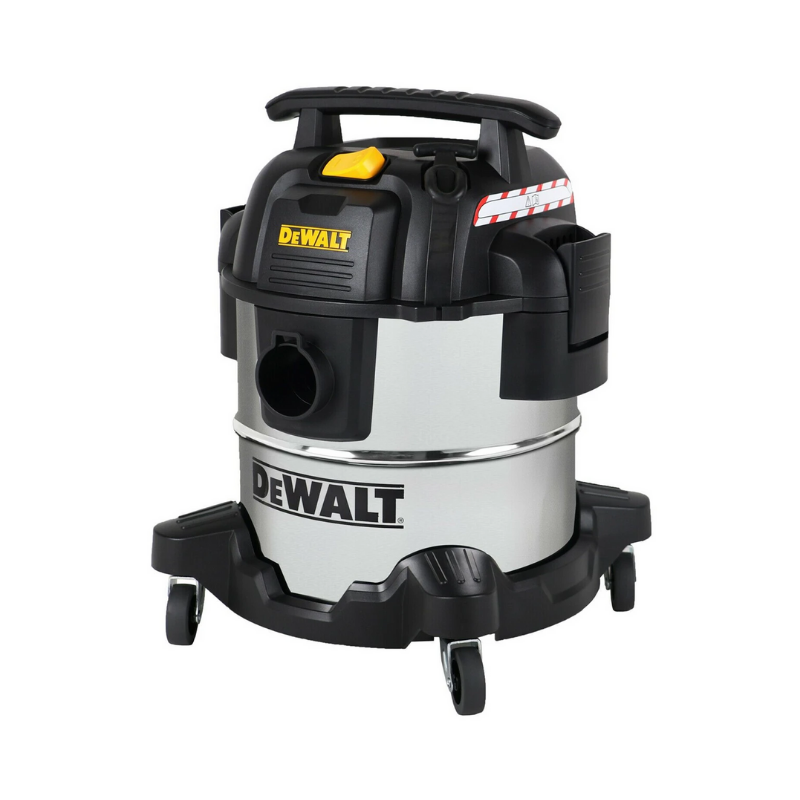 SIP Industrial 30 Litre Wet & Dry Vacuum 07937 | Heavy-duty stainless steel casing for durability | Blower feature for removing dust and debris easily | toolforce.ie