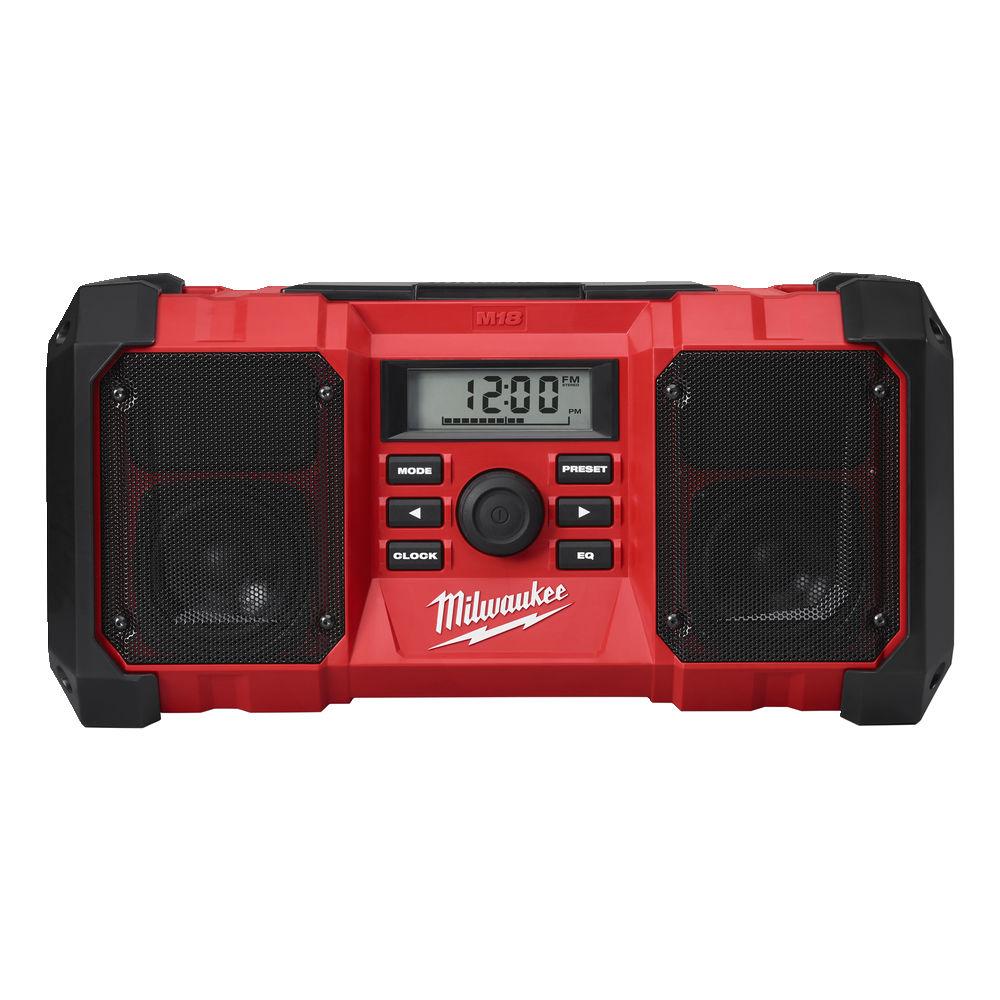 Milwaukee JobSite Radio With DAB M18JSRDAB-0