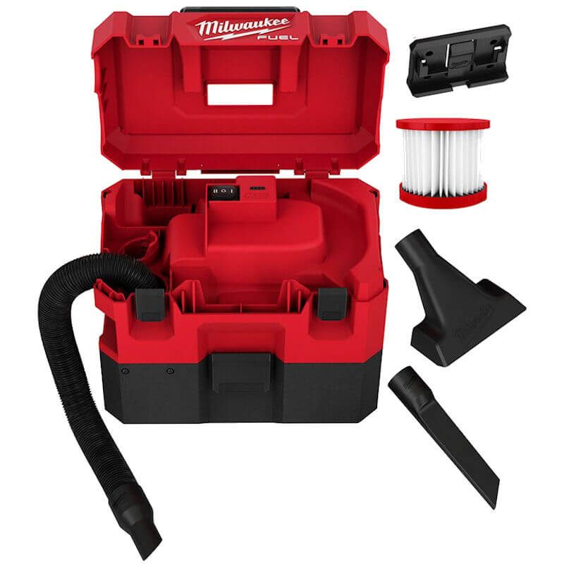 MILWAUKEE M12 FUEL WET & DRY VACUUM CLEANER M12FVCL-0