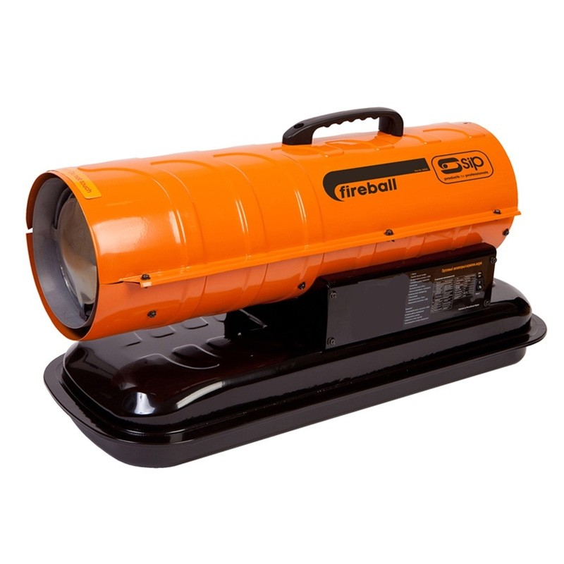 SIP Diesel/Paraffin Space Heater 15Kw 50XD 09560 portable and mobile heater