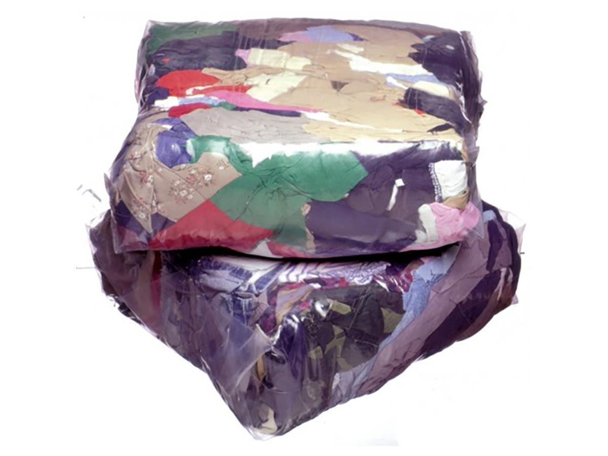 Mixed Cotton Rags 10kg x4 bags
