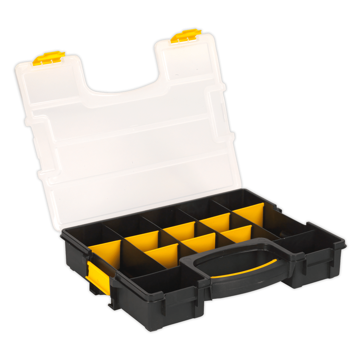 Sealey Parts Storage Case with Removable Compartments - Stackable APAS15A