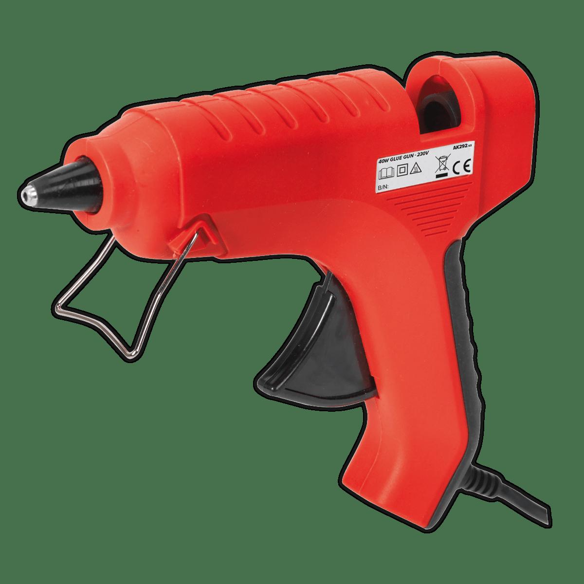 Sealey Glue Gun 40W 230V AK292