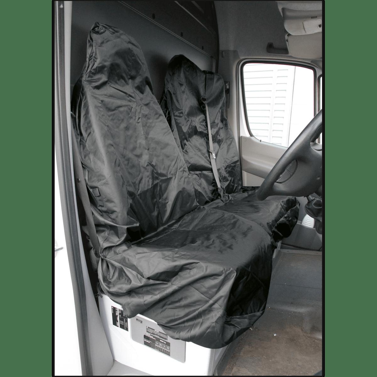 Sealey Van Seat Protector Set 2pc Heavy-Duty CSC7