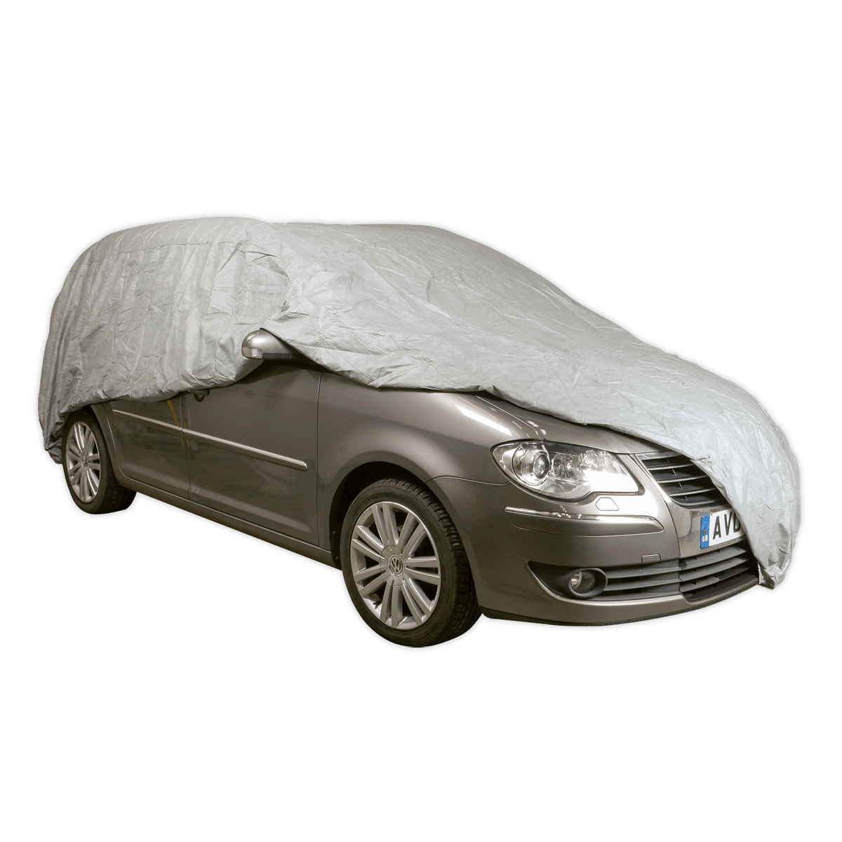 Sealey All Seasons Car Cover 3-Layer - XX-Large SCCXXL