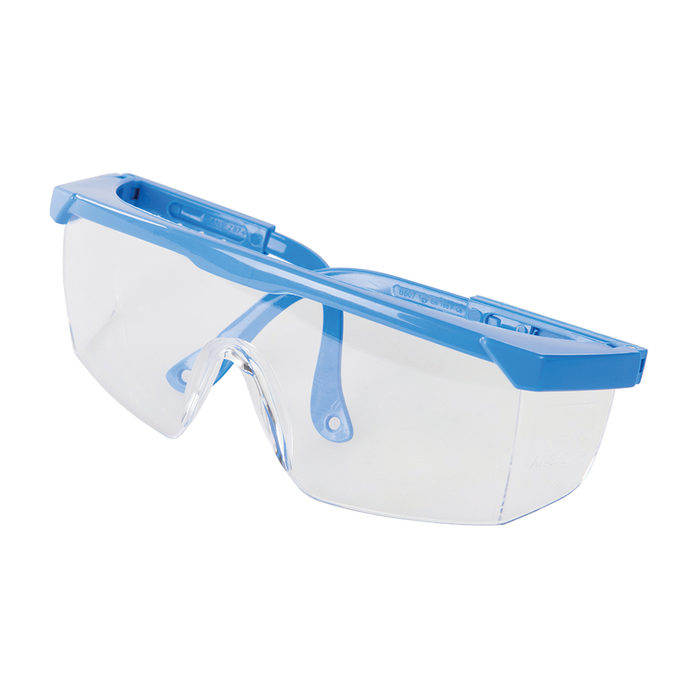 Silverline Safety Glasses Safety Glasses 868628   Impact and scratch-resistant polycarbonate.   toolforce.ie