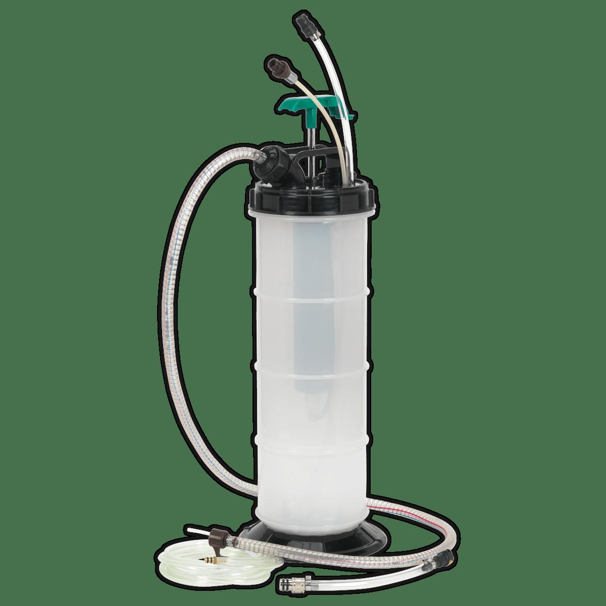 Sealey Vacuum Fuel/Fluid Extractor 8L TP204