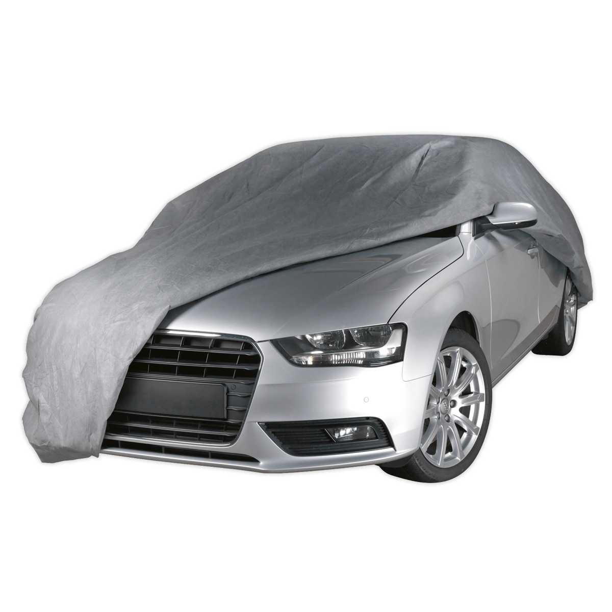Sealey All Seasons Car Cover 3-Layer - Large SCCL
