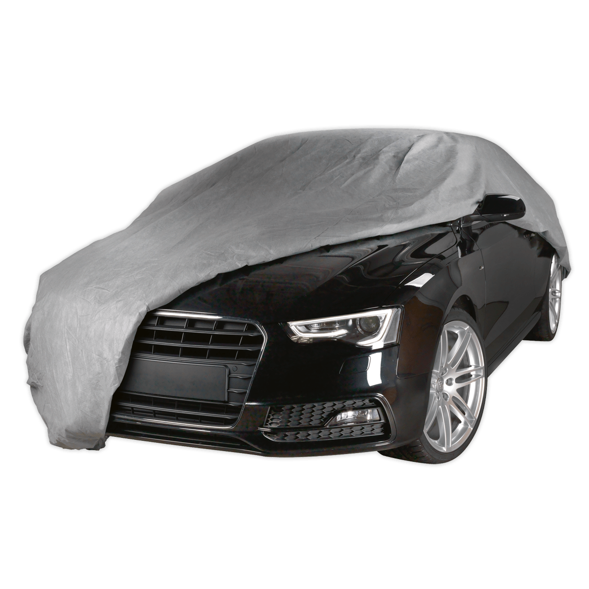 Sealey All Seasons Car Cover 3-Layer - Extra-Large SCCXL