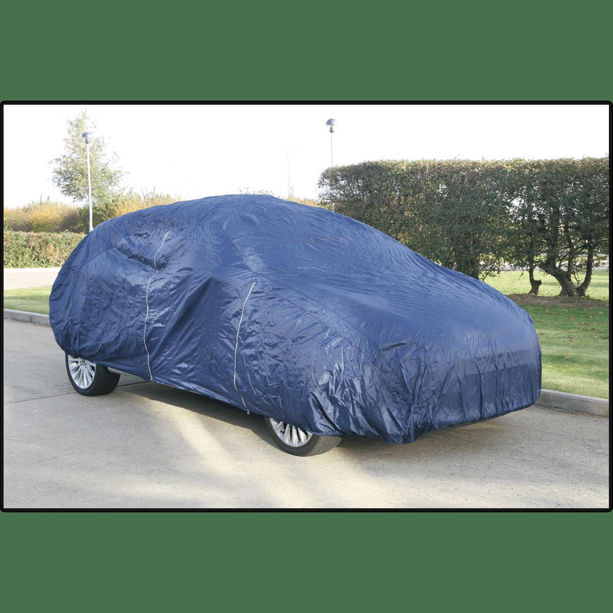 Sealey Car Cover Lightweight Medium 4060 x 1650 x 1220mm CCEM