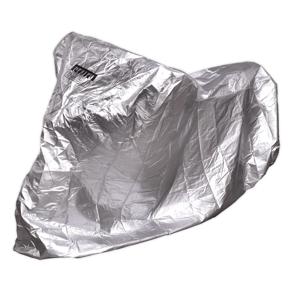 Sealey Motorcycle Cover Medium 2320 x 1000 x 1350mm MCM