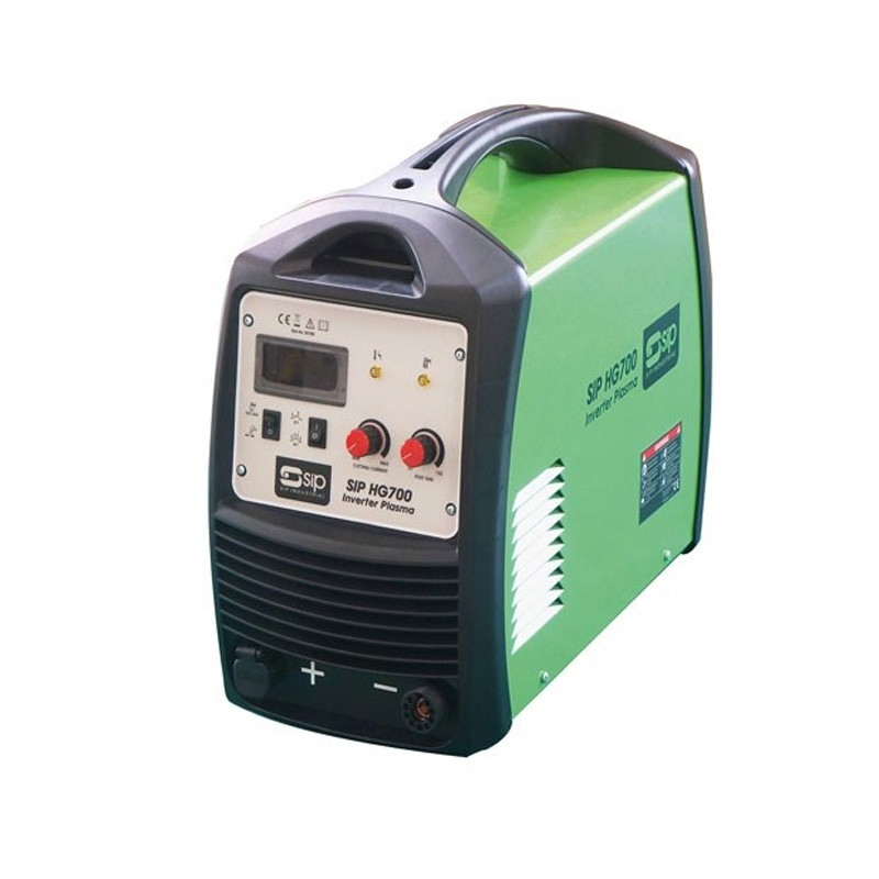 SIP HG700 Inverter Plasma Cutter 3 Phase 05789