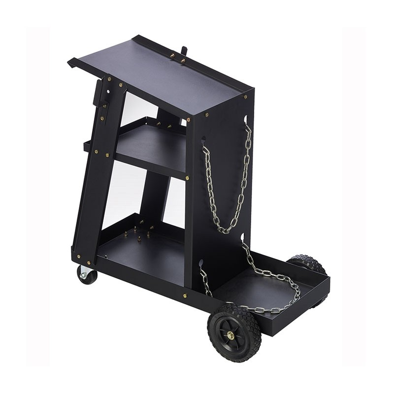 Sip 3 Tier Welding Trolley 05714  ideal for mig tig are welders and plasma cutters