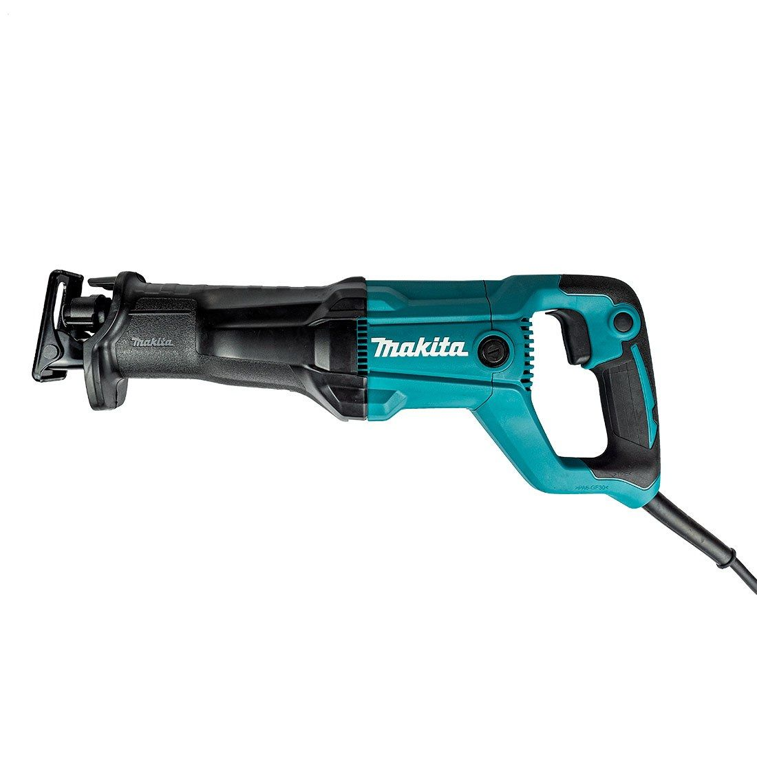 Makita Sabre Saw 240volt MAKJR3051TK | 30mm stroke with cut capacity of 255mm in wood and 130mm in pipe | toolforce.ie