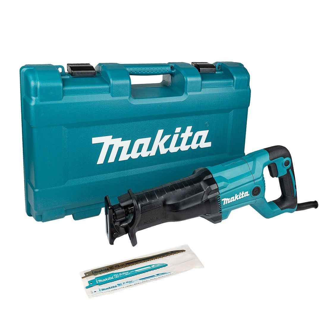 Makita Sabre Saw 110volt MAKJR3051TKL | This updated model provides increased durability, achieved by changing the slider holding mechanism. | toolforce.ie