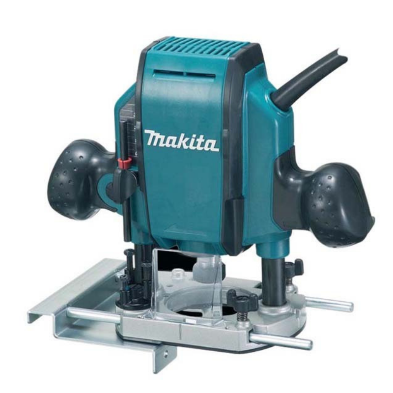 """Makita 1/4"""" Router 110v MAKRP0900XL 