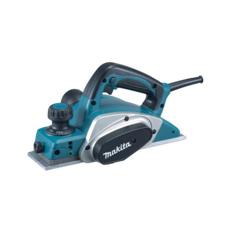 Makita 82mm 2mm Planer 110v C/w Case MAKKP0800KL   Faster cutting performance and increased motor speed   toolforce.ie