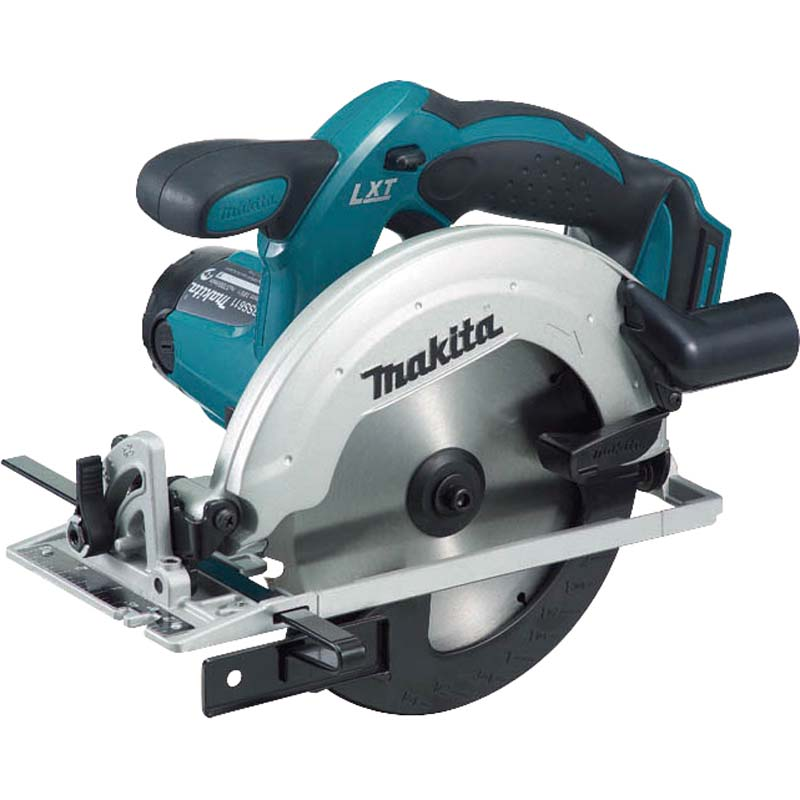 Makita 18v Circular Saw (Body Only) MAKDSS611Z   Smooth and powerful cutting at the high rotational speed of 3,700 rpm delivered from enhanced motor   toolforce.ie