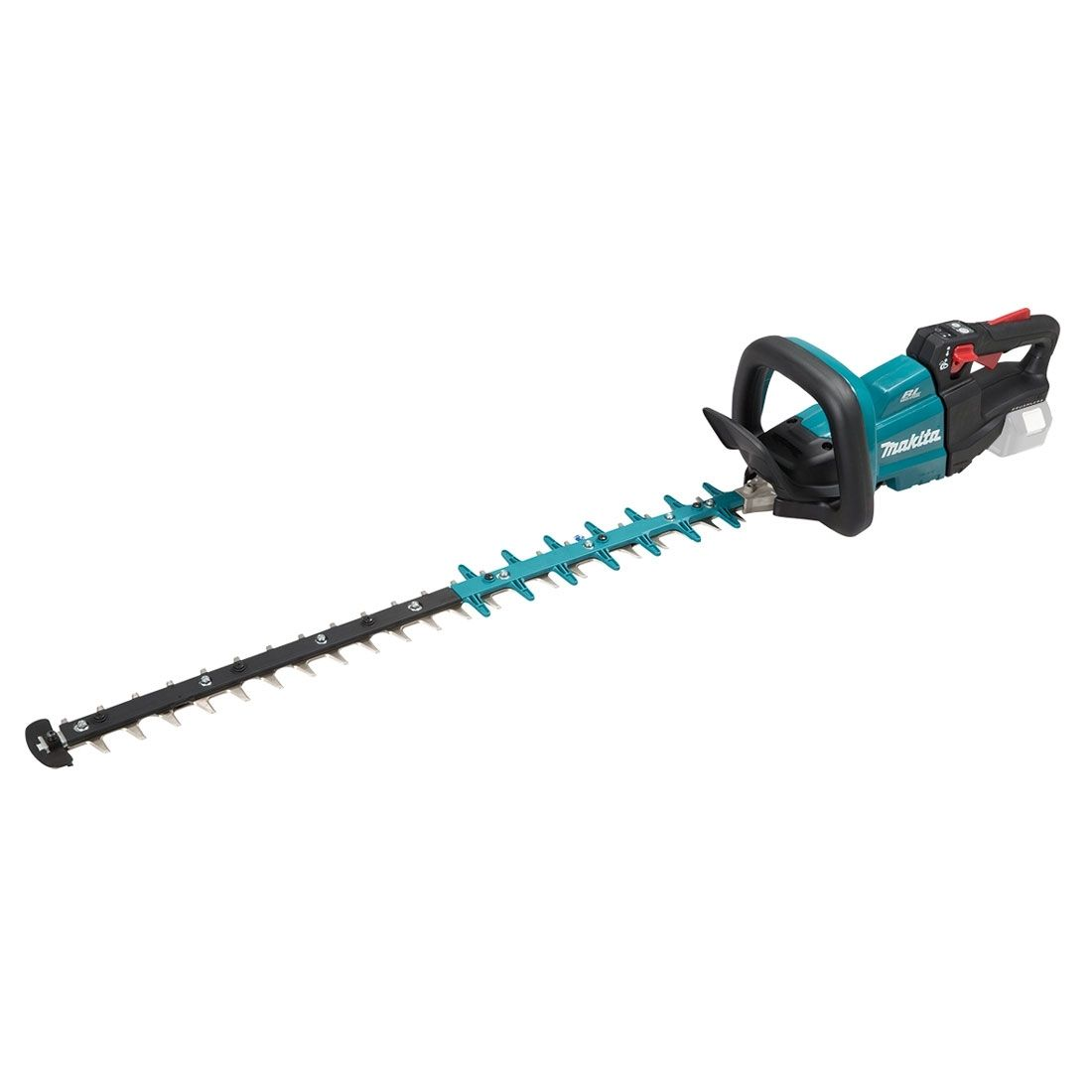 Makita 18v Brushless Hedge Trimmer 75cm Body MAKDUH751Z   The cordless Makita DUH750 is a Brushless hedge trimmer which is powered by a single 18 volt LXT battery.   toolforce.ie