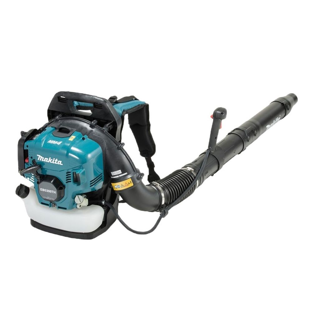 Makita 4-stroke Backpack Blower MAKEB5300TH | 52.2cc 4-Stroke Petrol Engine | Low Noise Levels & Low Emissions | toolforce.ie