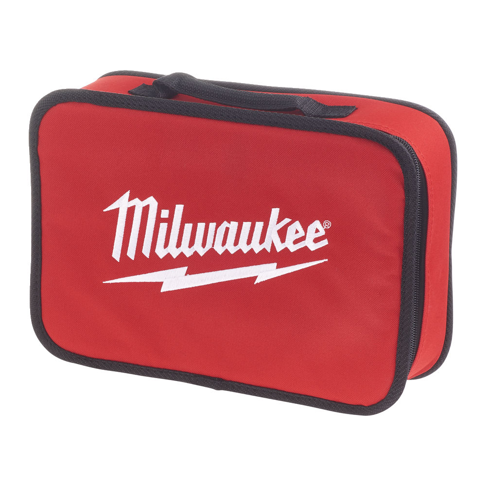 Milwaukee Soft Bag Tool Case , Ideal for storing and transporting your Milwaukee M12 or M18 cordless tool | Toolforce
