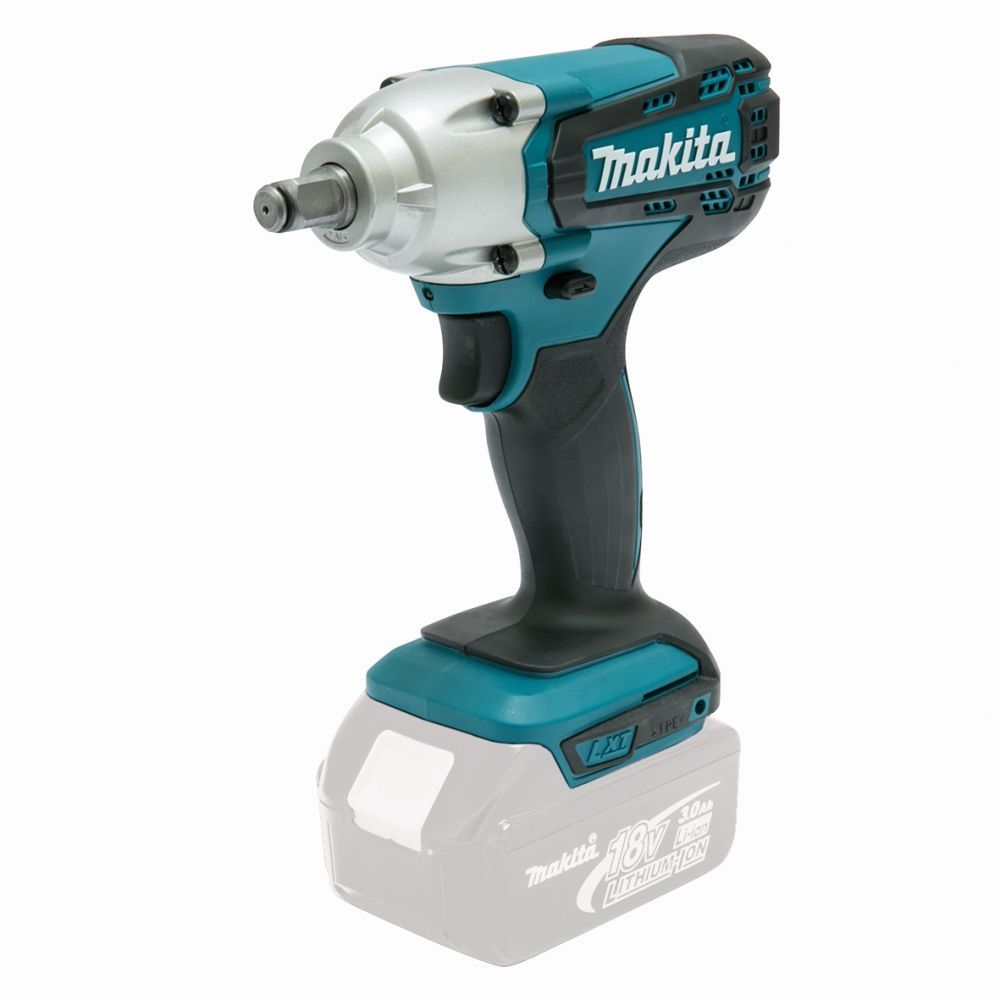 """Makita 12.7mm (1/2"""") Cordless Impact Wrench (BODY ONLY) DTW190Z 