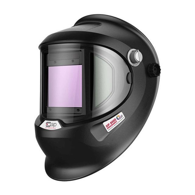 SIP Meteor 8000 Electronic Panoramic Welding Helmet 02803