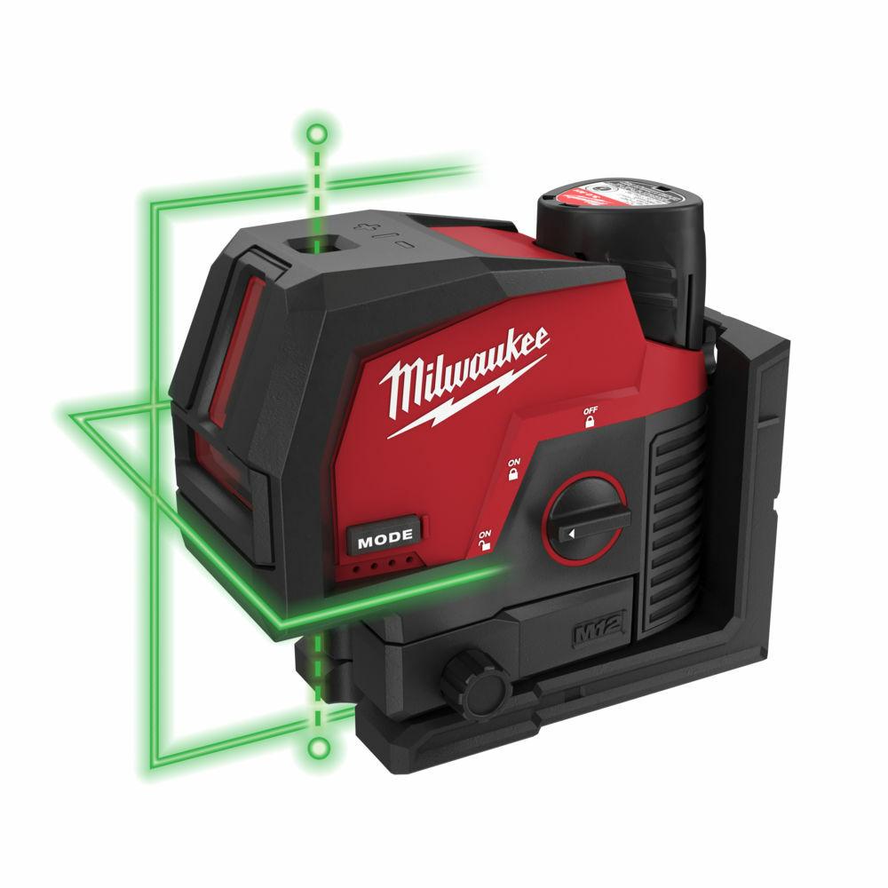 Milwaukee Cross Laser level