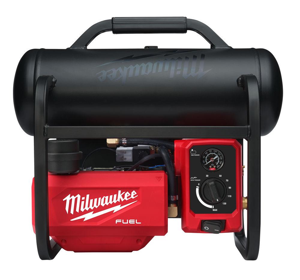 Milwaukee 18v air compressor