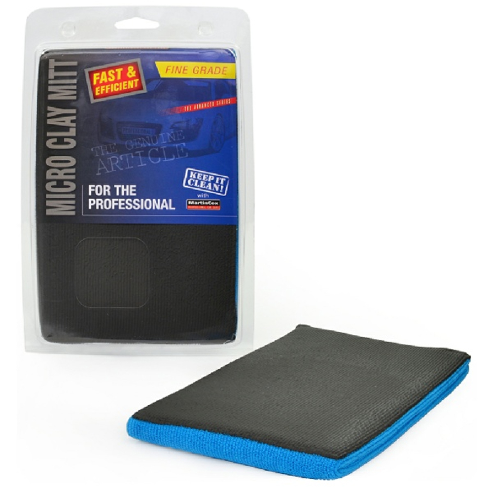Martin Cox Micro Clay Mitt Fine Grade MOGG127, Very quick and easy to use | Toolforce.ie