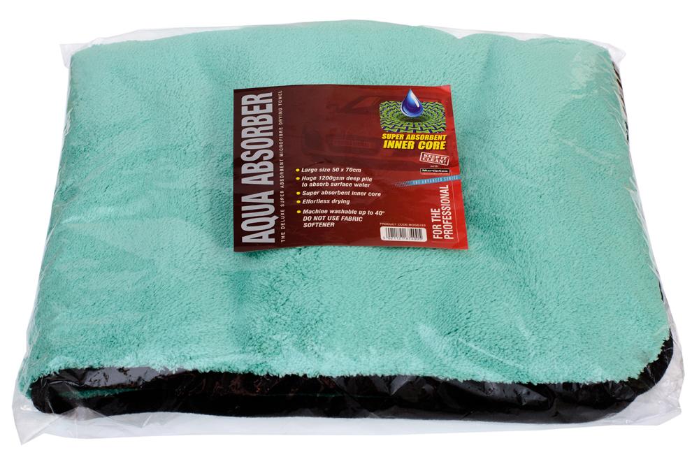 Professional Aqua Absorber Drying Towel MOG163, Luxury drying towel | Toolforce.ie