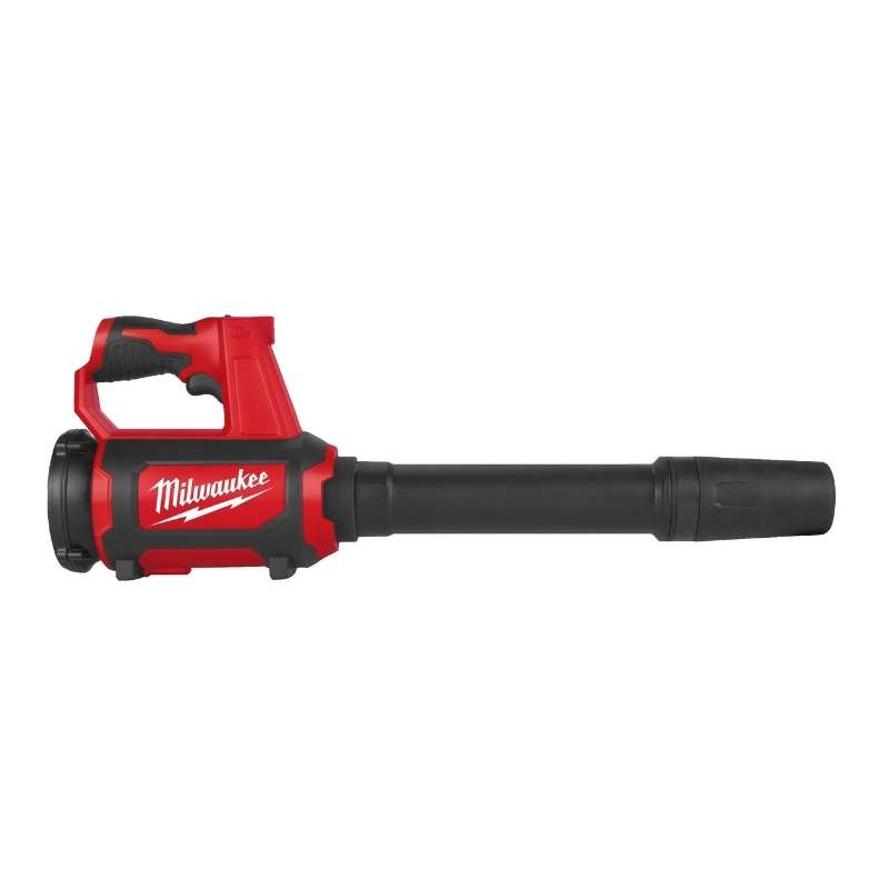 Milwaukee M12 Fuel Leaf Blower M12BBL-0 | Powerful motor can generate up to 4.81 m³/min of air volume at 177 km/h for fast cleaning of the jobsite, garden or patio. | toolforce.ie