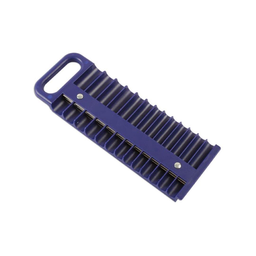 """Laser Magnetic Socket Tray - 1/4""""D"""