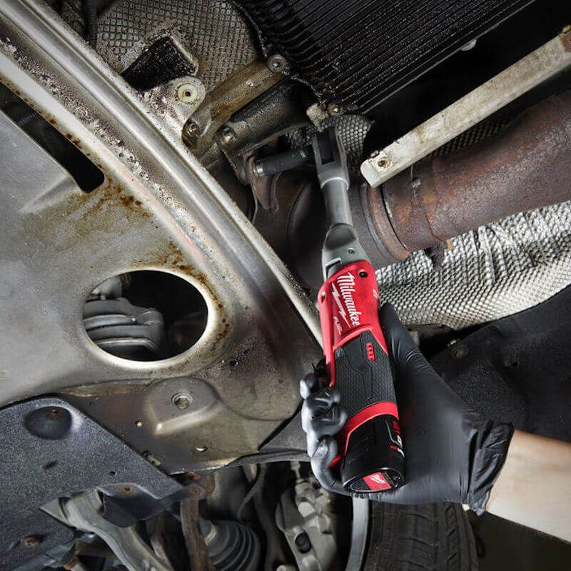 MILWAUKEE 19MM 1/2 DRIVE DEEP IMPACT SOCKET, Thin wall construction provides access to tight spaces.
