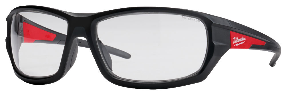 Milwaukee Performance Safety Glasses Clear