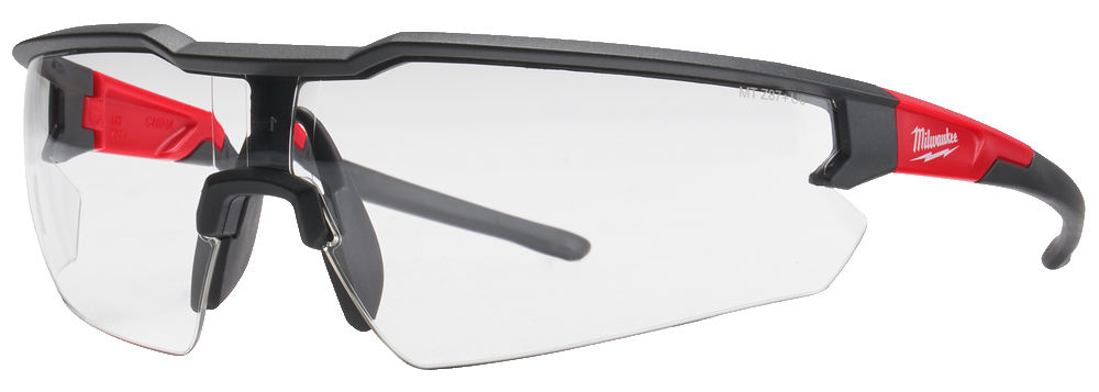 Milwaukee Safety Glasses Clear
