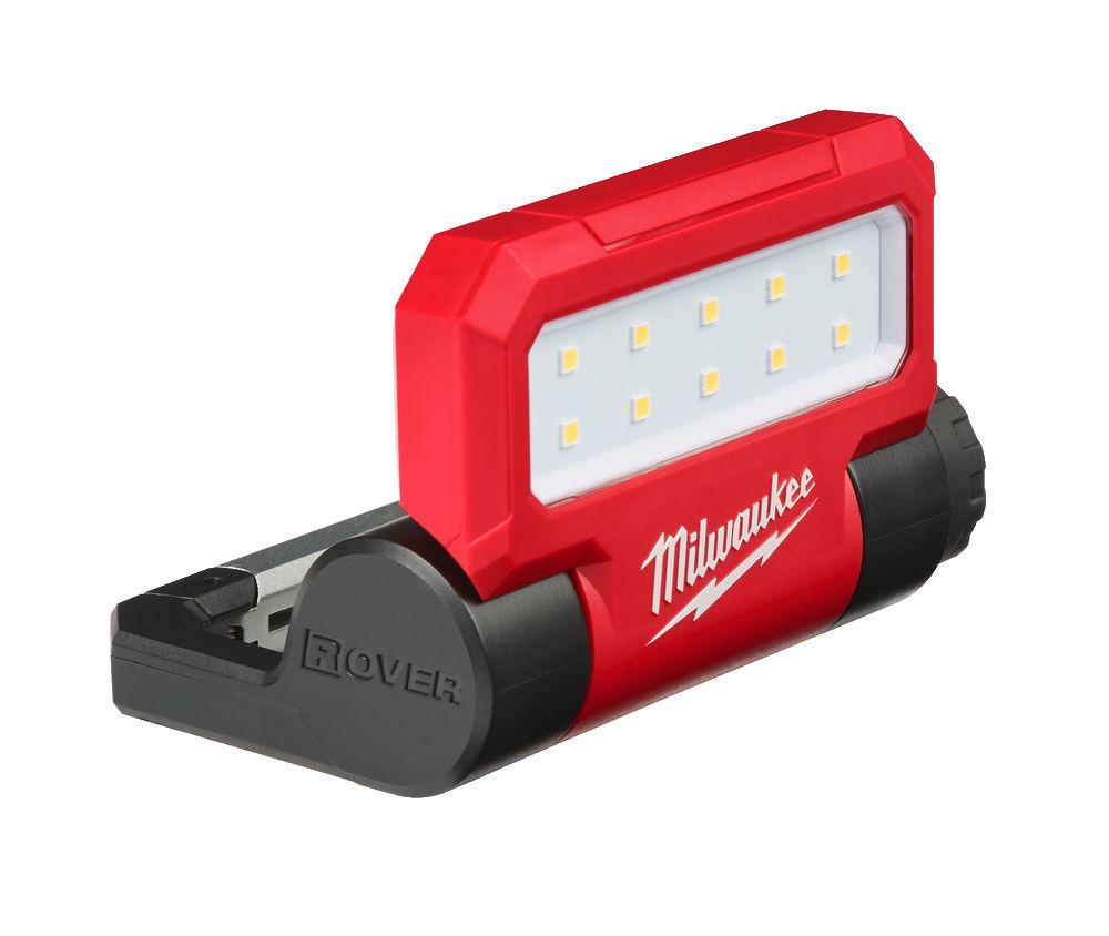 MILWAUKEE USB TRUEVIEW FOLDING FLOOD LIGHT L4FFL-201