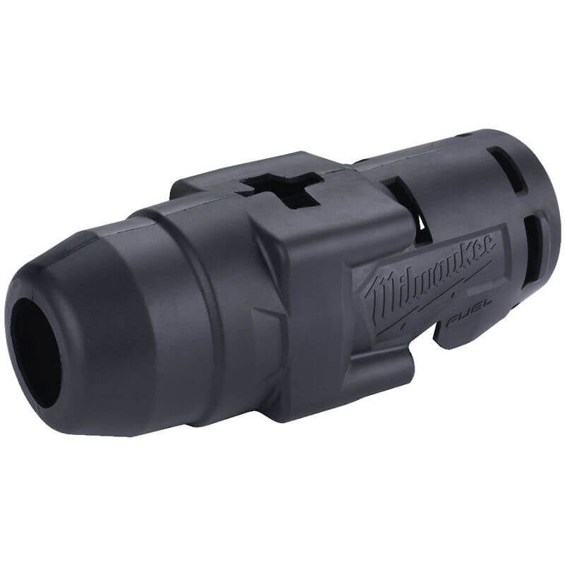 MILWAUKEE RUBBER PROTECTION BOOT SLEEVE (FOR M18 ONEFHIWF1), Use on any other product than advised may result in damage to tool motor and may void tool warranty.
