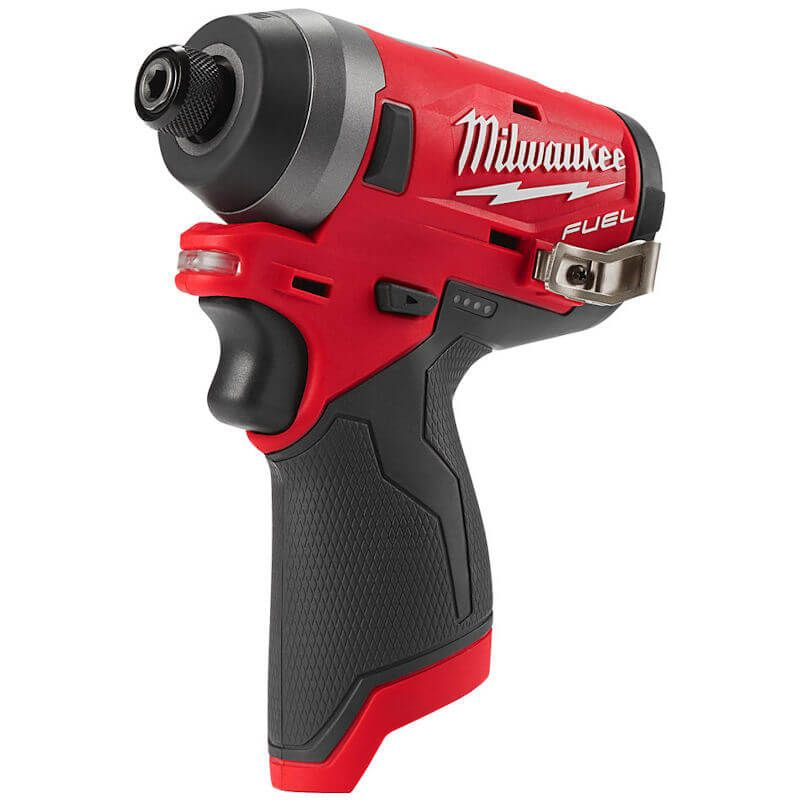 Milwaukee M12 Fuel Impact Driver Body Only M12FID-0