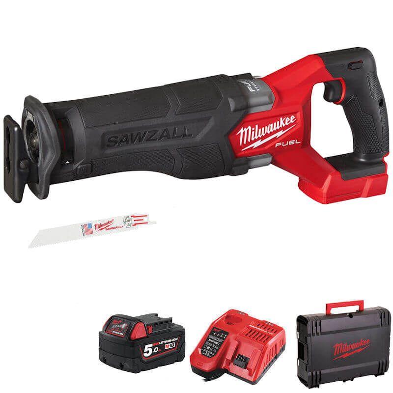 Milwaukee professional Sawzall M18 Fuel
