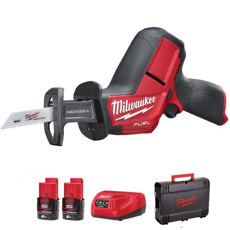 Milwaukee M12 Fuel Hackzall  Kit M12CHZ-202C
