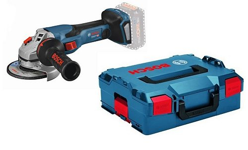 """BOSCH CORDLESS ANGLE GRINDER 4.5"""" GWS18V7115CG18V 