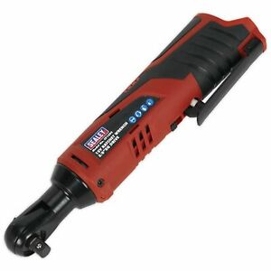 """SEALEY Ratchet Wrench 12V 3/8""""Sq Drive(Body Only) CP1202   Compact, lightweight and robust, ideal for tight spaces   toolforce.ie"""