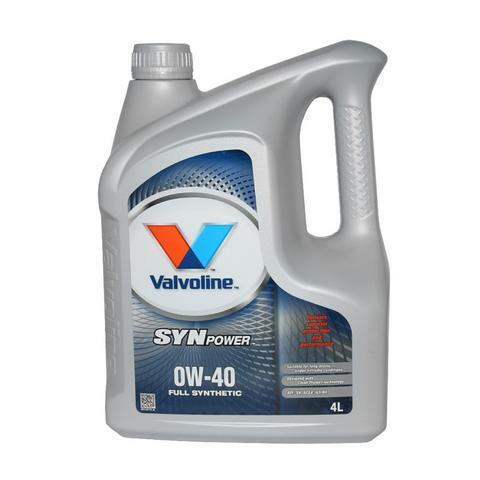 0W-40 Engine Oils