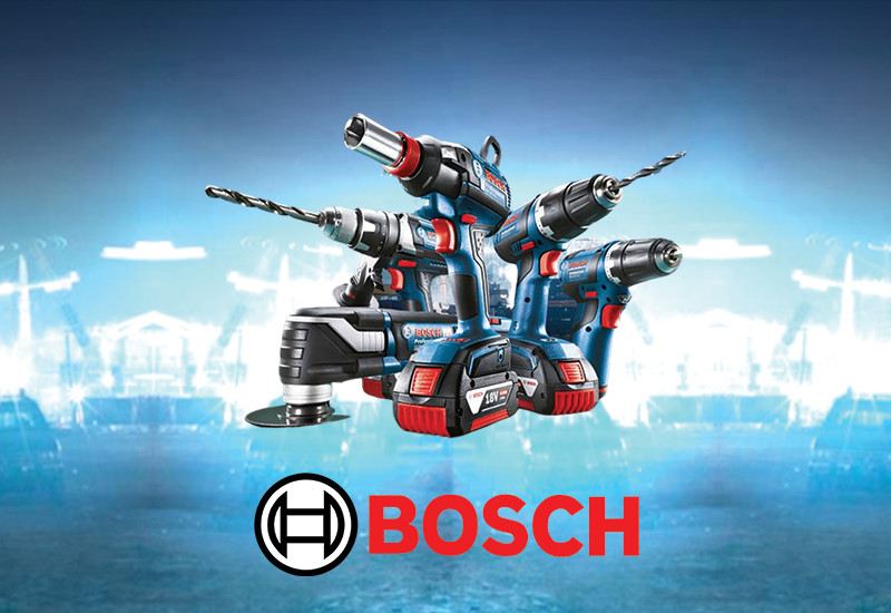 Bosch tools Toolforce