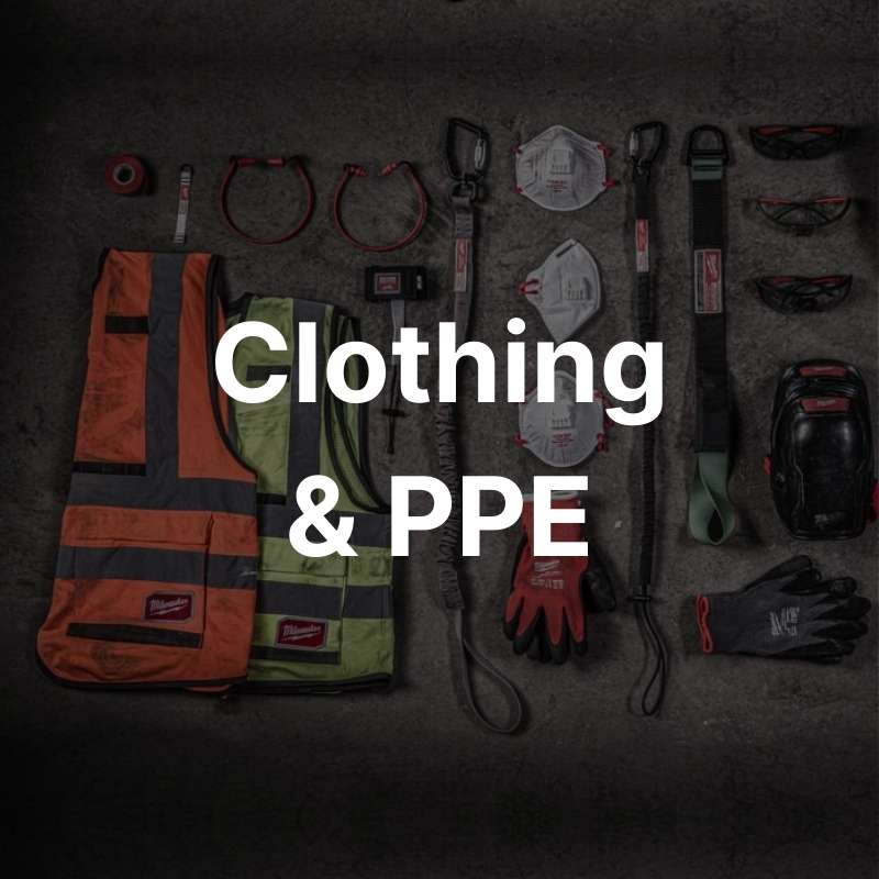 toolforce clothing and ppe products