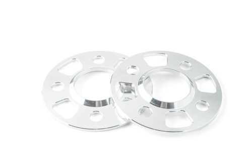 2 Pieces 0.275 7mm Hub Centric Wheel Spacers 5x120 Bolt Pattern 72.6 Center Bore Fits BMW