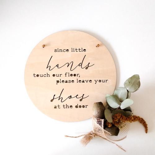 Little Hands Roundie