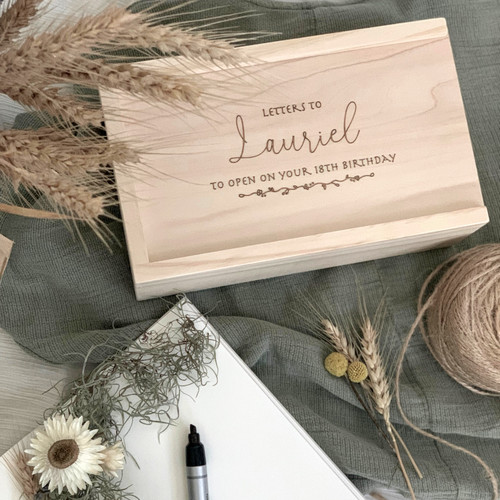 Letters To My Child Box